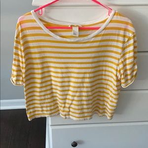 Striped H&M shirt